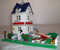 Build a Lego House?
