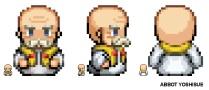 Pixel Character - Abbot