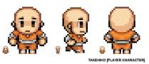 Pixel Character - Takehiko